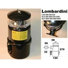 filtro aria per motore lombardino