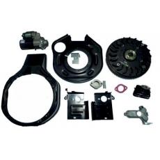 Kit avviamento elettrico lombardini 3LD450/451/510 -  LDA80/450/451/510