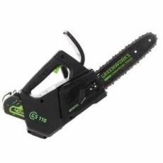 Elettrosega Greenworks modello GD40TCS40
