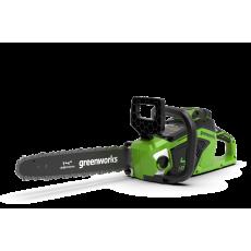 Elettrosega Greenworks modello GD40CS15